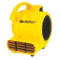 Shop-Vac 1032000 Shop Air High Velocity 500 Max CFM Air Mover/ Dryer, Yellow - 1 Unit