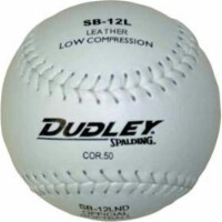 Olympia Sports BA199P Dudley SB12LND Slow Pitch Softball - 1