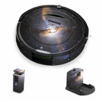 MightySkins IRRO690-Centaurus Skin for iRobot Roomba 690 Robot Vacuum, Centaurus - 1
