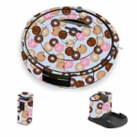MightySkins IRRO690-Donut Binge Skin for iRobot Roomba 690 Robot Vacuum, Donut Binge - 1