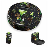 MightySkins IRRO690-Marg Party Skin for iRobot Roomba 690 Robot Vacuum, Marg Party - 1