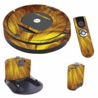 MightySkins IRRO770-Golden Locks Skin for iRobot Roomba 770 Robot Vacuum, Golden Locks - 1