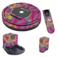 MightySkins IRRO770-Magenta Summer Skin for iRobot Roomba 770 Robot Vacuum, Magenta Summer - 1
