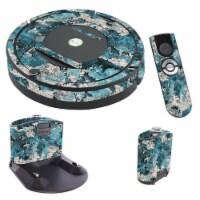 MightySkins IRRO770-Rift Skin for iRobot Roomba 770 Robot Vacuum, Rift - 1