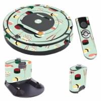 MightySkins IRRO770-Sushi Skin for iRobot Roomba 770 Robot Vacuum, Sushi - 1