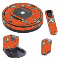 MightySkins IRRO770-Trout Collage Skin for iRobot Roomba 770 Robot Vacuum, Trout Collage - 1