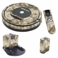 MightySkins IRRO770-Viper Western Skin for iRobot Roomba 770 Robot Vacuum, Viper Western - 1