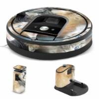 MightySkins IRRO960-Kittens Skin for iRobot Roomba 960 Robot Vacuum, Kittens - 1