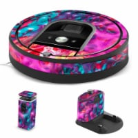 MightySkins IRRO960-Paint Party Skin for iRobot Roomba 960 Robot Vacuum, Paint Party - 1