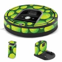 MightySkins IRRO960-Tennis Skin for iRobot Roomba 960 Robot Vacuum, Tennis - 1