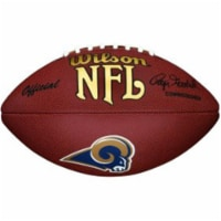 Los Angeles Rams Composite Wilson Football - 1