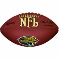 Jacksonville Jaguars Composite Wilson Football - 1