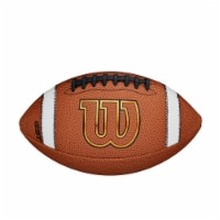 Wilson GST Composite Official Football - 1 ct