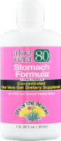 Lily of the Desert Stomach Formula Aloe Vera 80 Dietary Supplement