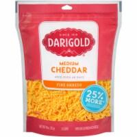 Darigold Medium Cheddar Fine Shredded Cheese