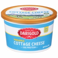 Darigold Pineapple Small Curd Cottage Cheese