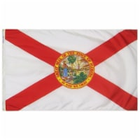 Annin Flags Nylon SolarGaurd Florida State Flag - 3 x 5 ft
