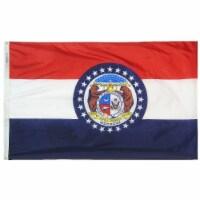 Annin Flags Nylon SolarGaurd Missouri State Flag - 3 x 5 ft