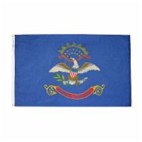 Annin Flags Nylon SolarGaurd North Dakota State Flag - 3 x 5 ft