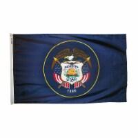 Annin Flagmakers Utah State Flag - 3 x 5 ft