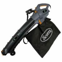 Scotts® 14-Amp 3-in-1 Corded Blower/Vac/Mulcher