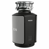 Moen GX Series 1/2 hp Continuous Feed Garbage Disposal - Case Of: 1; - Count of: 1