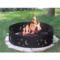 Woodstream Coropration FRSTAR369 Evening Sky Campfire Ring