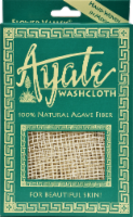 Ayate Natural Fiber Washcloth - 1 ct