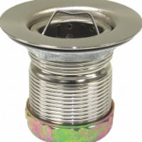 Perfect Putty Brass, SS ,Basket Strainer,3-1/2in  59-3062 - 1