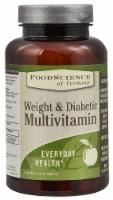 FoodScience of Vermont  Weight & Diabetic Multivitamin