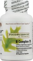 FoodScience of Vermont  B-Relax Capsules