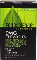 FoodScience of Vermont  DMG Chewable Tablets 250 mg