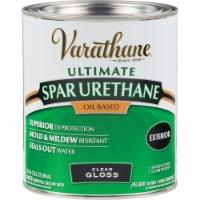 Varathane® Clear Fast Drying Gloss Outdoor Spar Urethane - 32 fl oz