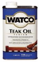 Watco® Teak Oil Finish - 1 qt
