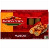 American Beauty Manicotti Pasta