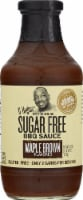 G Hughes Maple Brown Sugar Free BBQ Sauce