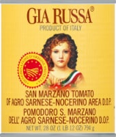 Gia Russa Tomato Plum San Marzano