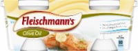 Fleischmann's Vegetable Oil with Olive Oil Spread