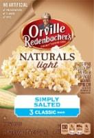 Orville Redenbacher's Gourmet Naturals Simply Salted