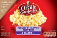 Orville Redenbacher's Movie Theater Butter Popcorn Bags