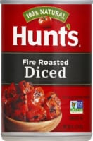 Hunt's Fire Roasted Diced Tomatoes