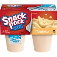 Snack Pack Tapioca Pudding Cups - 4 ct / 3.25 oz