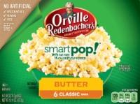 Orville Redenbacher's SmartPop! Butter Classic Bags 6 Count