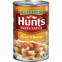 Hunt's Four Cheese Pasta Sauce