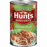 Hunt's Tomato Basil Pasta Sauce