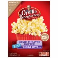 Orville Mini Movie Theater Butter Popcorn