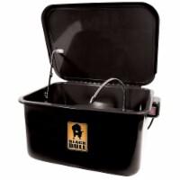 Black Bull 3.5 Gallon Portable Parts Washer - 1