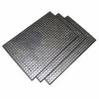 Buffalo Tools 2 x 3 Foot Industrial Rubber Floor Mat Set of 3 - 1