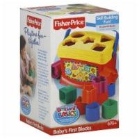 Fisher-Price® Brilliant Basics Baby's First Blocks