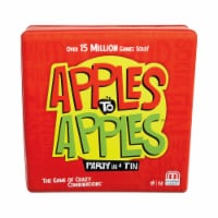 Mattel Apples to Apples Party Tin Card Game